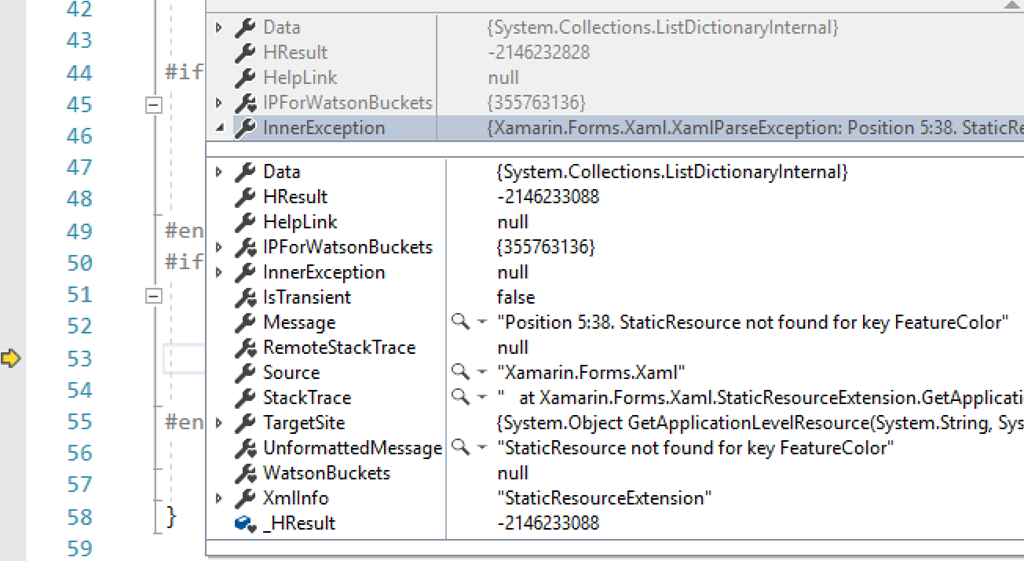 Getting Started with Xamarin Forms and Resource Dictionaries