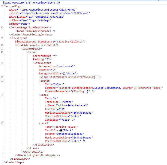 Don't Judge XAML Based On Lines of Code - Nick's .NET Travels