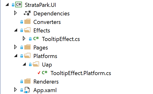 Getting Started with Xamarin.Forms and Effects