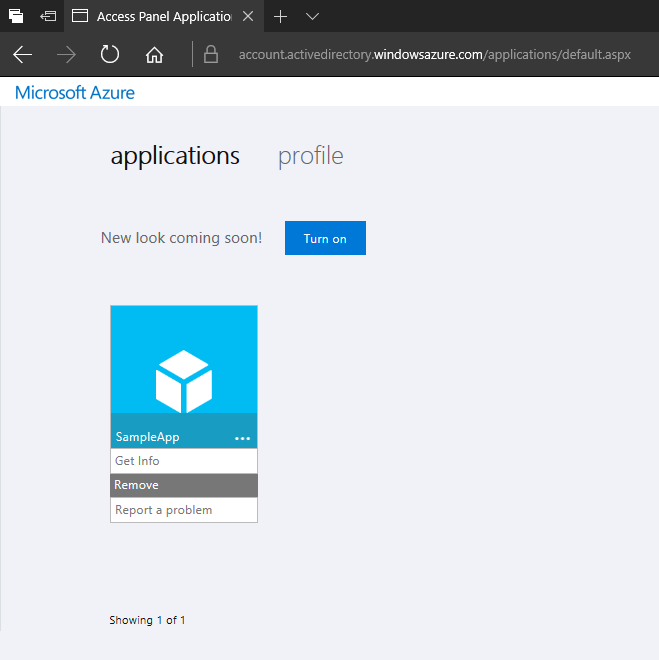 Authorizing Access to Resources using Azure Active Directory