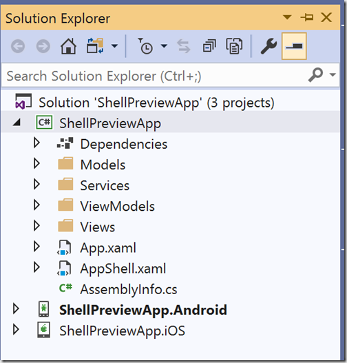Xamarin Forms Archives - Nick's  NET Travels