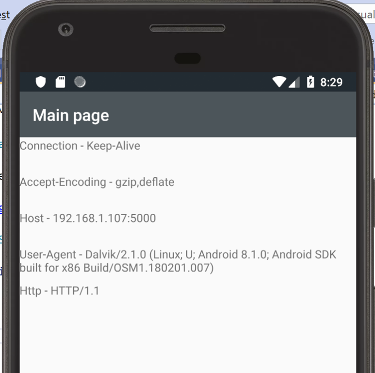 Certificate Pinning in Android Application with Xamarin