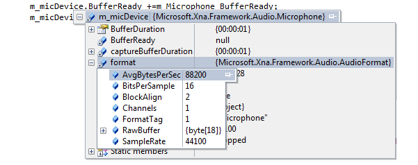 What to do with an audio recording using the microphone on Windows