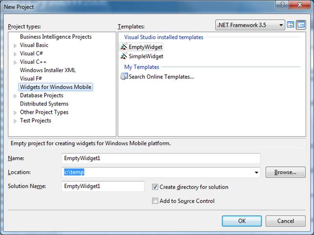 Windows Mobile 6 5 SDK Overview